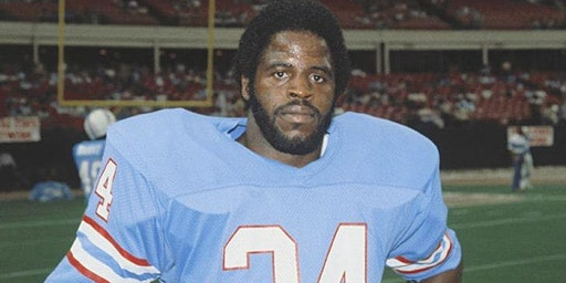 Autograph Show of Texas - Earl Campbell Meet & Greet