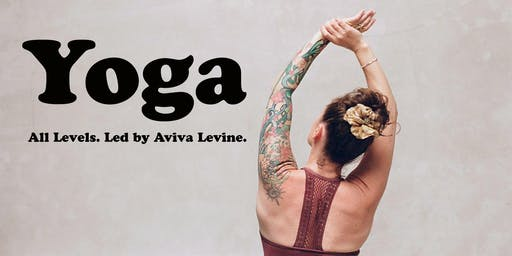 Yoga All Levels with Aviva Levine