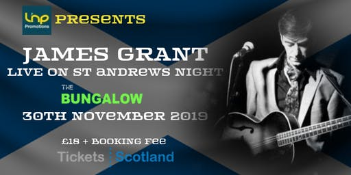 James Grant St Andrew's Night in Paisley