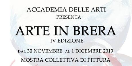 ARTE IN BRERA IV   2019 biglietti