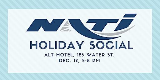 2019 NATI Holiday Social