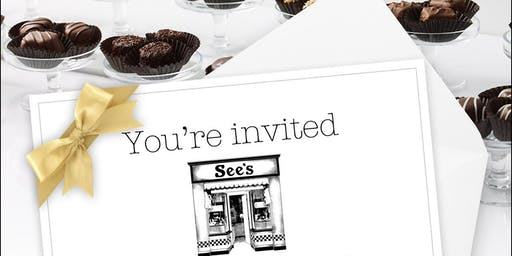 See's Candies Grand Opening at The Marketplace!