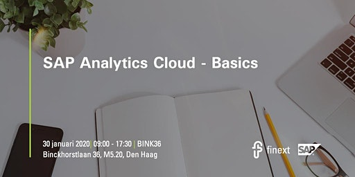 SAP Analytics Cloud Basics