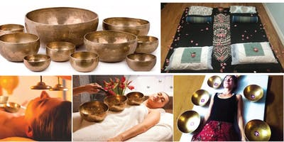 Small Group Sound Bath with Tibetan Singing Bowls