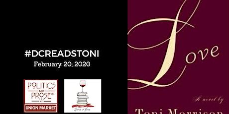 #DCReadsToni presents LOVE by Toni Morrison  tickets