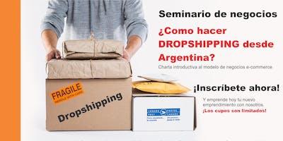 Como hacer Dropshipping desde Argentina