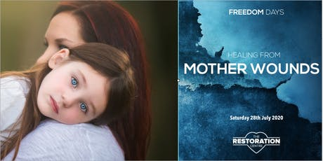 Healing from Mother Wounds tickets