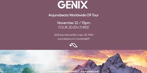 Genix Anjunabeats Worldwide 09 Tour