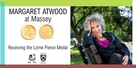 RSC@Massey Award Reception with Margaret Atwood tickets