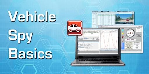 Vehicle Spy 3 Basics F2F @ ICS HQ