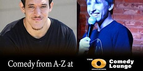 """Ali Musa and Matt Ziemak present """"Comedy from A-Z"""" Feb 15 tickets"""
