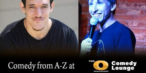 "Ali Musa and Matt Ziemak present ""Comedy from A-Z"" Feb 15"