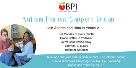 Yorkville Parent Support Group tickets