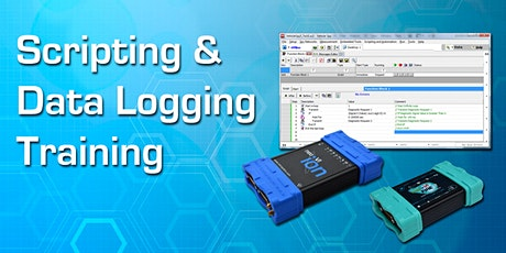 Scripting & Data Logging @ ICS HQ tickets