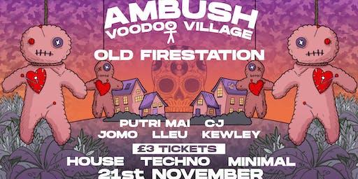 Free party: Ambush presents Voodoo Village