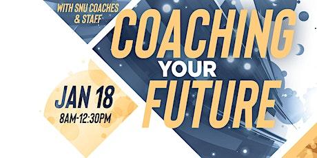 Coaching Your Future tickets