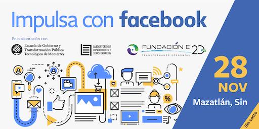 Impulsa con Facebook | Mazatlán
