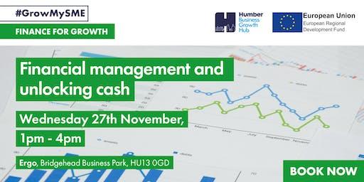 Workshop 3 - Financial management and unlocking cash