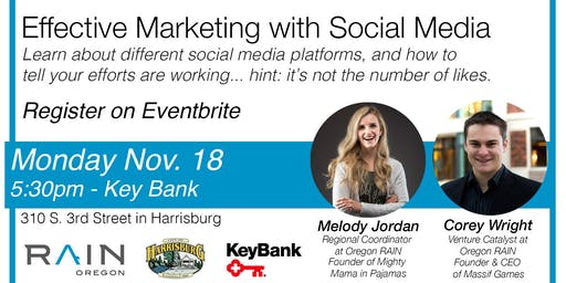 Effective Marketing with Social Media