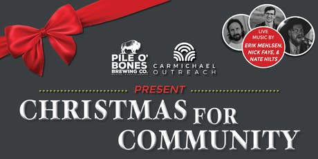 Christmas for Community tickets
