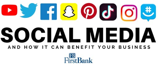 Social Media Lunch and Learn w/ FirstBank