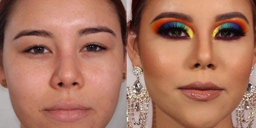 Maquillaje profesional Básico/ San Juan/6 alumnos