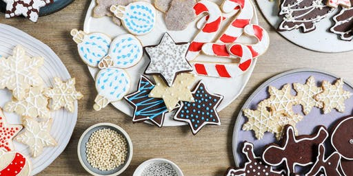 Cookie Decorating for the Holidays - Truro Community