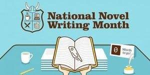 NaNoWriMo Write In w/ Claire Garand