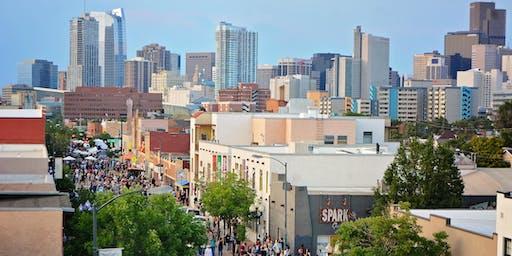 Denver's Art District on Santa Fe Holiday Fundraiser