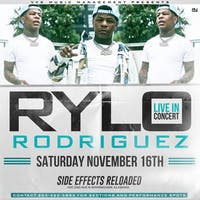 RYLO RODRIGUEZ LIVE AT SIDE EFFECTS