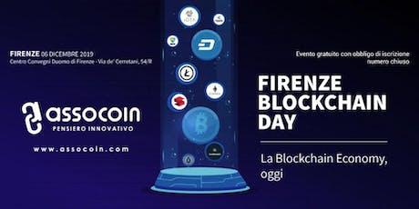 Firenze Blockchain Day biglietti