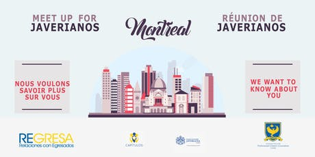 Encuentro de Javerianos en Montreal tickets