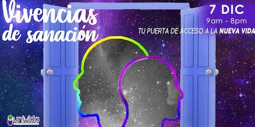 Vivencias de Sanación Pachuca - Tu puerta de entrada a la nueva vida