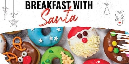 Breakfast with Santa  & Olaf!