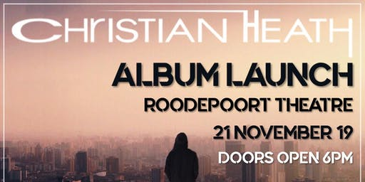 CHRISTIAN HEATH 'Here I Am' Album Launch