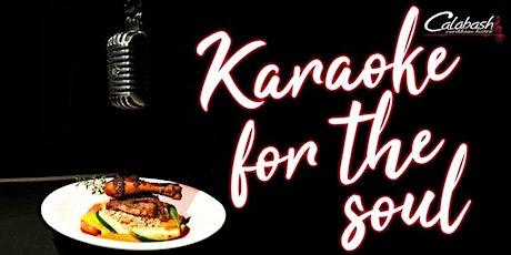 Karaoke for the Soul! tickets
