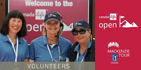 2020 Canada Life Open Volunteer Registration tickets
