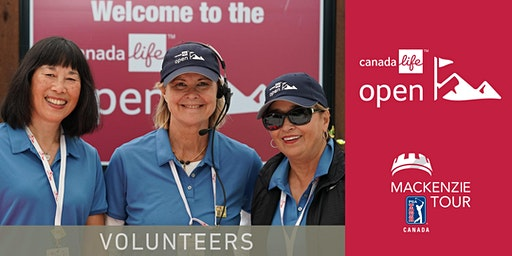 2020 Canada Life Open Volunteer Registration