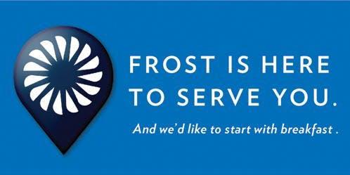 Frost Bank Chuck Wagon Breakfast