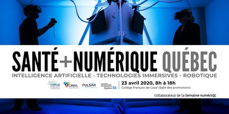 Santé + Numérique Québec tickets