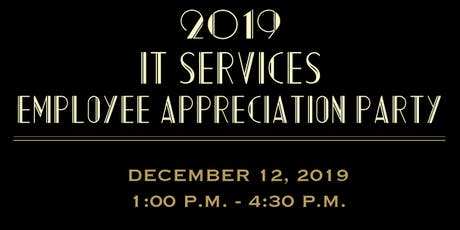2019 Employee Appreciation Party tickets