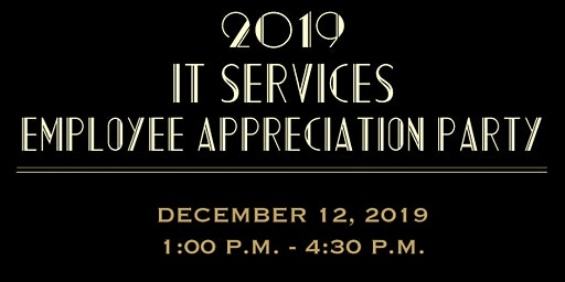 2019 Employee Appreciation Party
