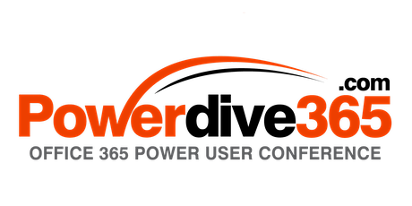 PowerDive365 - Office 365 Power User Conference tickets