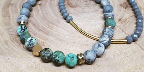 Aromatherapy Intention Bracelet Workshop tickets