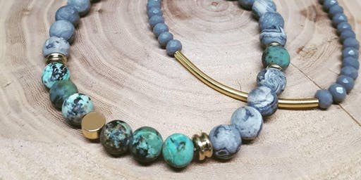 Aromatherapy Intention Bracelet Workshop