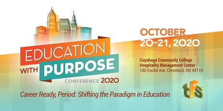 TFS Education with Purpose Conference tickets