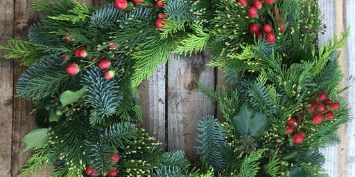 DIY Wreath Making and Shopping Party