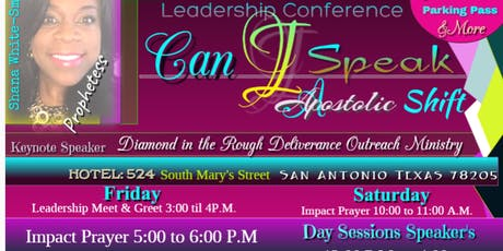 Can I Speak 'Apostolic Shift ' Leadership Conference 2020 tickets