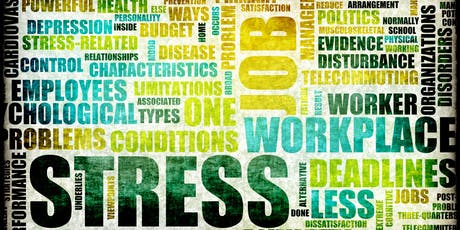 Health at Work Breakfast Session: StressAssess - Measuring Workplace Stress tickets