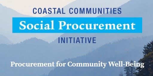 Social Procurement 101 - Introduction to Social Procurement